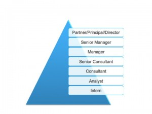 Consulting Career Ladder